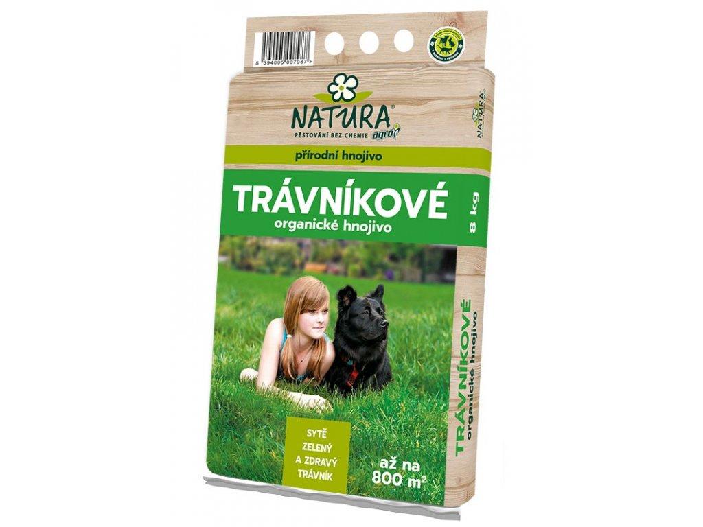 000565 NATURA Travnikove hnojivo 8kg 8594005007987