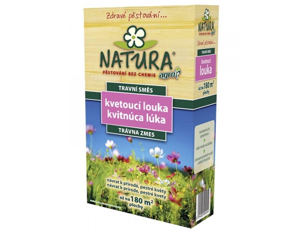 000799 NATURA Travni smes kvetouci louka 0,9kg 8594005004054