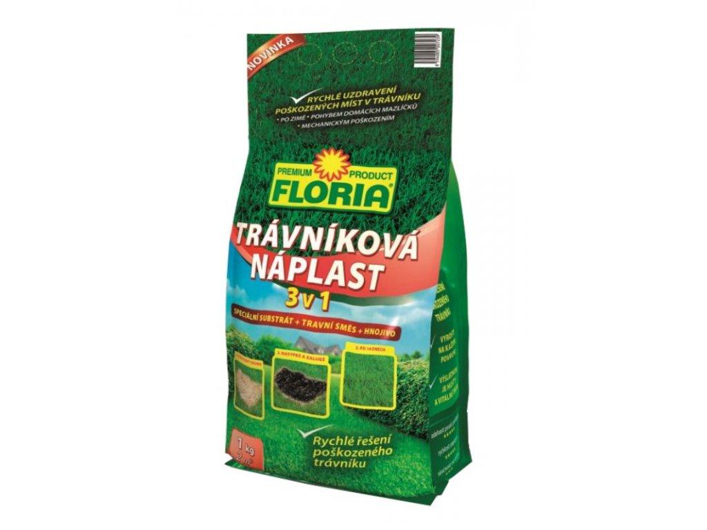 008216 FLORIA Travnikova naplast 3v1 1kg 8594005007239