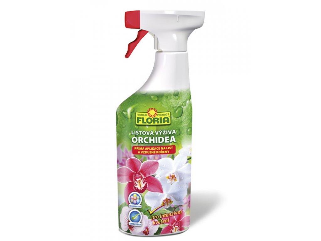 008352 FLORIA Listová výživa Orchidea 500ml 8594005009769