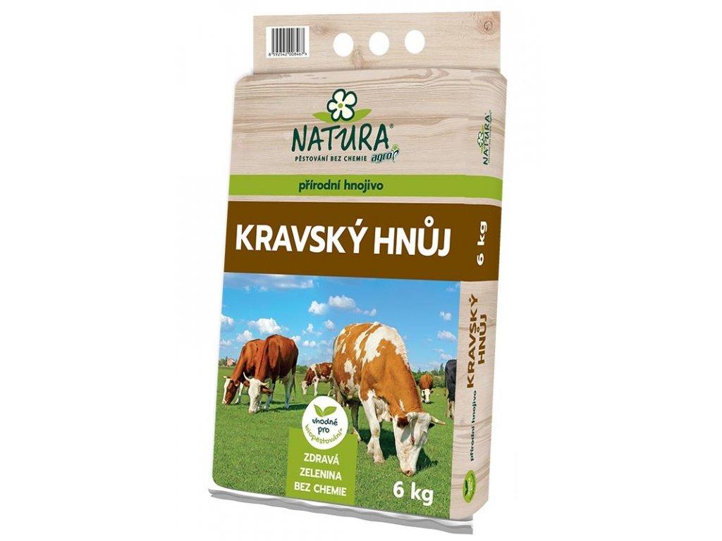 000615 NATURA Kravsky hnuj 6kg 8592542008467