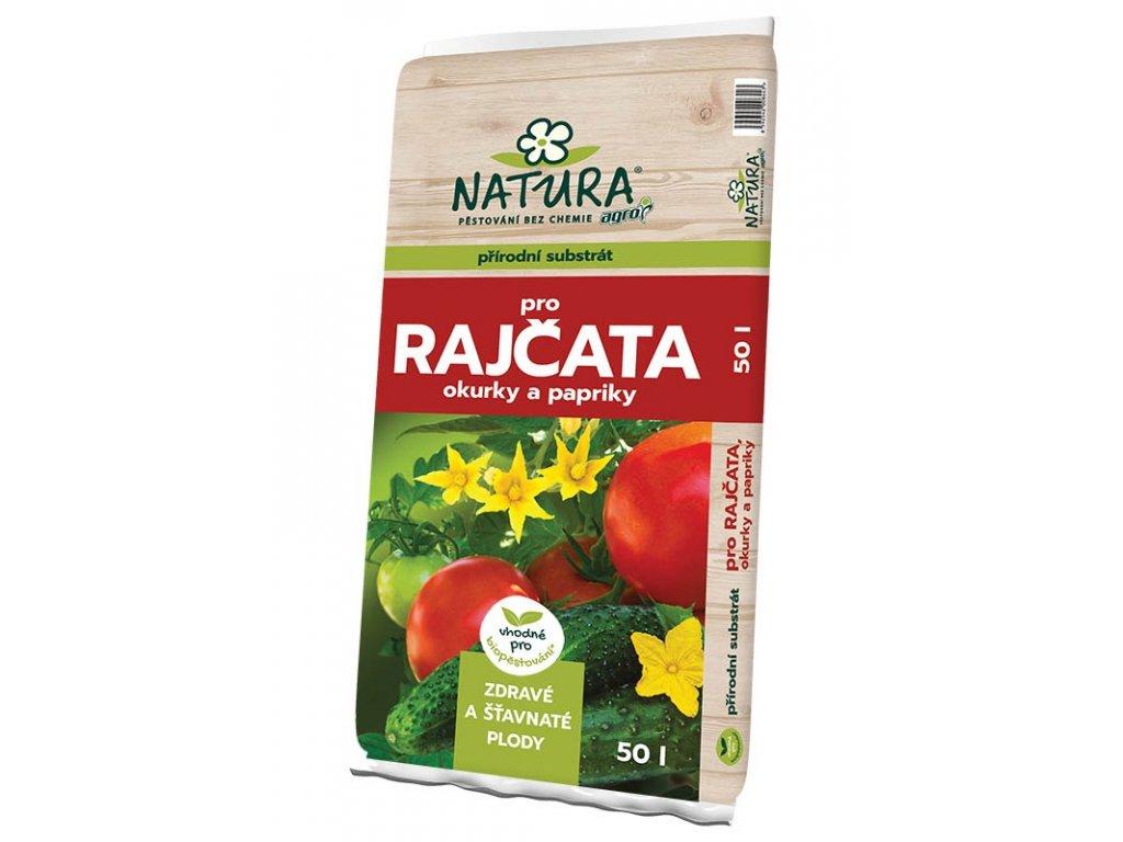 00520A NATURA Prir substrat rajcata 50l 8592542008443
