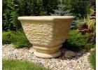 Zahradní vázy, kamenné zahradní vázy