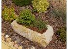 kamenné koryto z pískovce NATUR 77cm