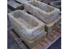 kamenné koryto z pískovce NATUR 110cm
