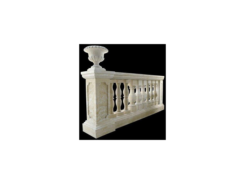 fasádní a stavební prvky, Kuželka schodišťová 21kg  T