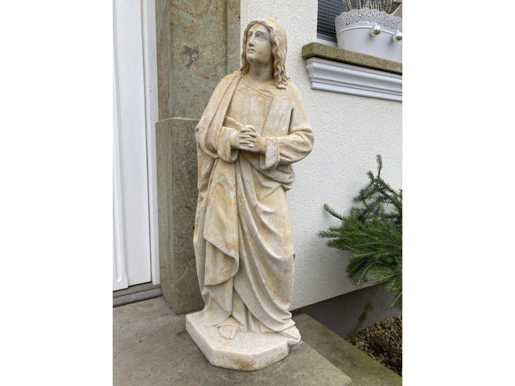 zahradní dekorace - sochy a sošky na zahradu, Svatý Josef  38kg  T
