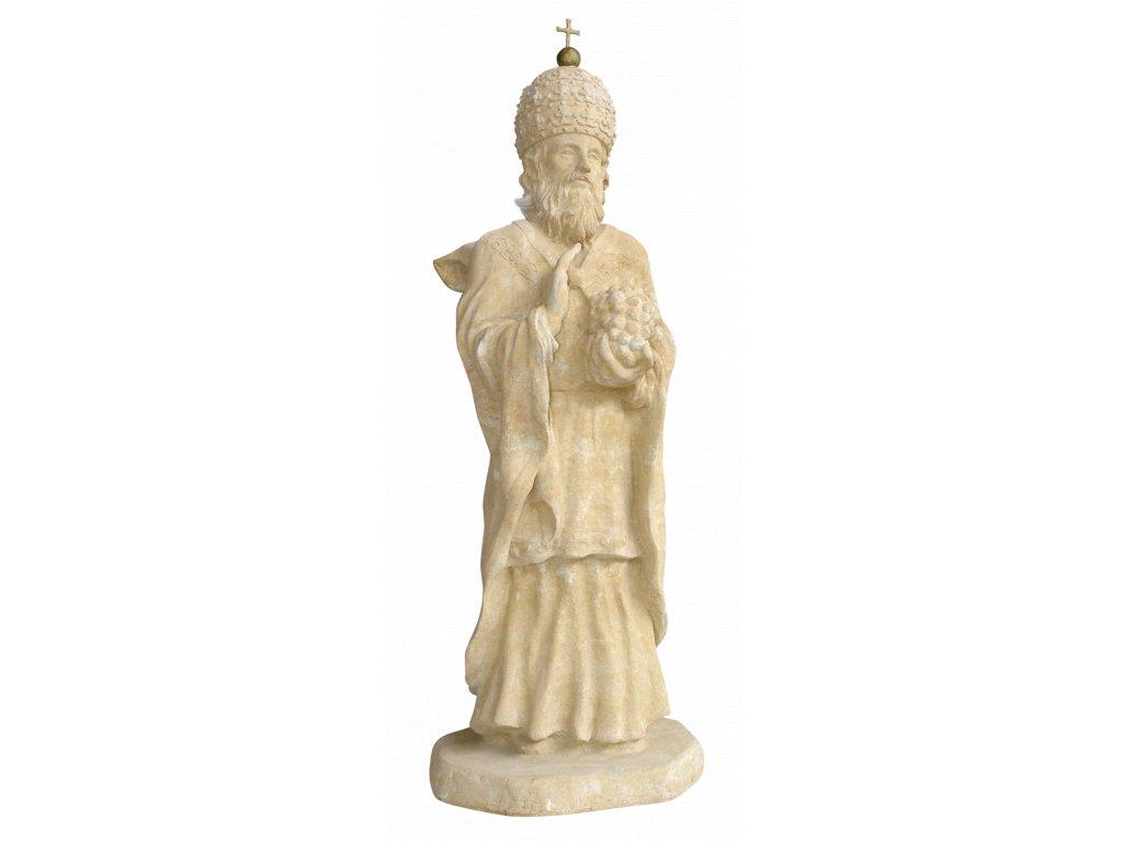 socha, zahradní sochy velké z pískovce, Svatý Urban  80kg  T