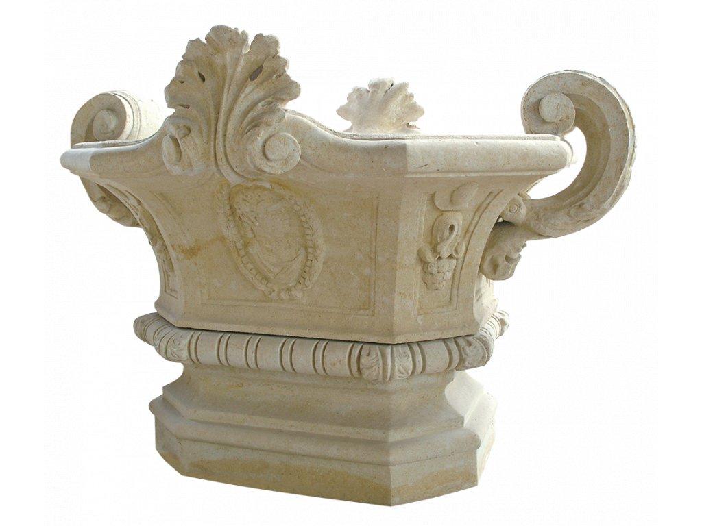 zahradní vázy, Váza 193kg  T