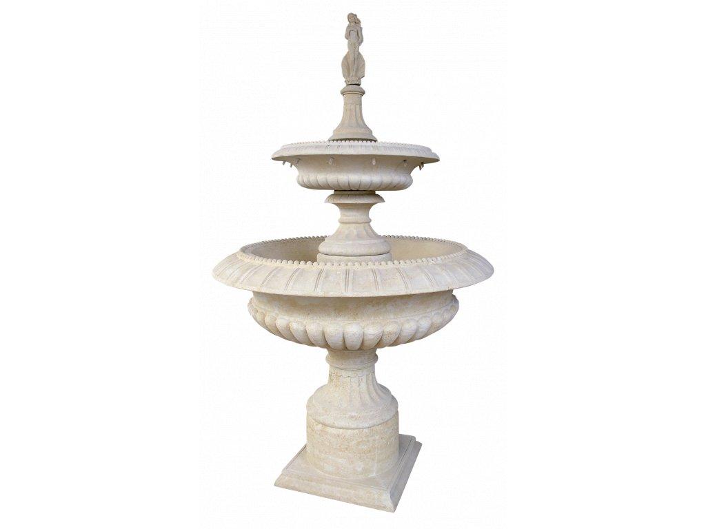 zahradní fontána,  Kašna /s čerpadlem/ 260kg  T