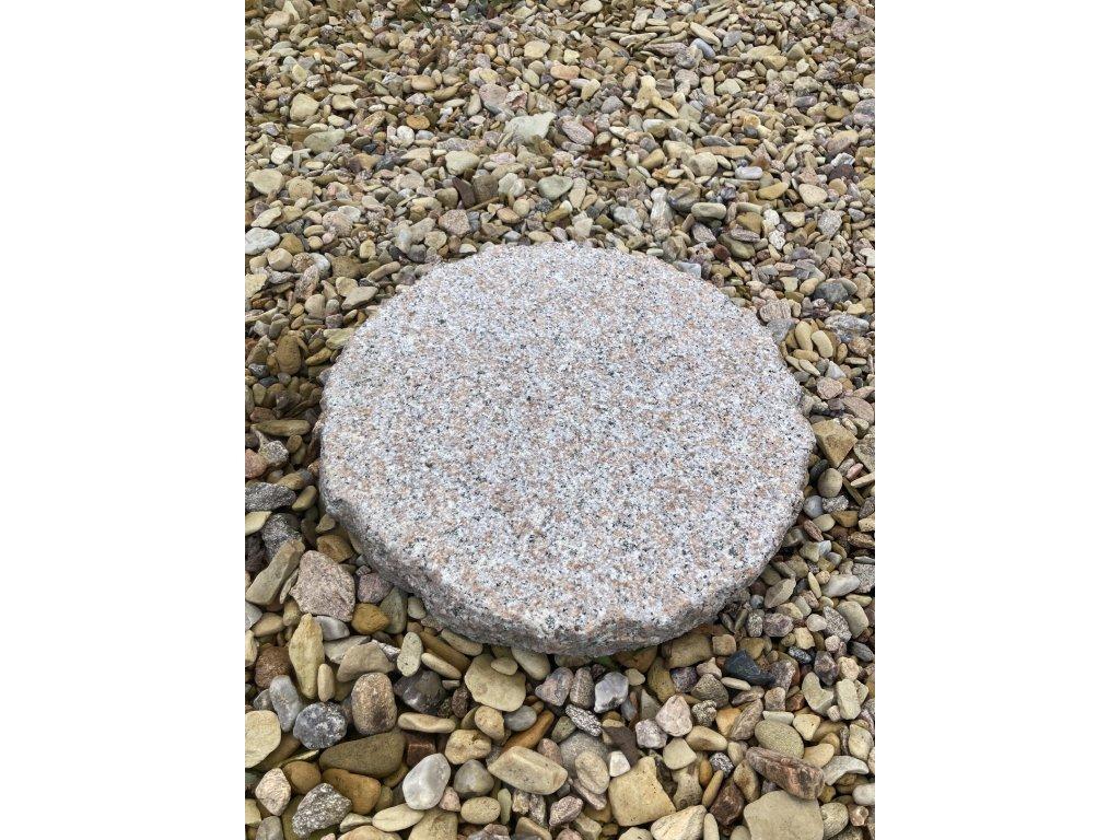 naslapne kameny zula ruzova zahradni dekorace 1