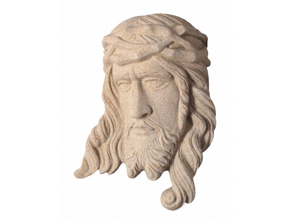 zahradní sochy - zahradní dekorace, Ježíš Kristus, 1,25kg