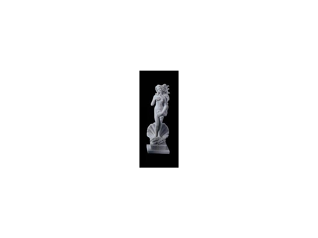 zahradní sochy a dekorace, Zrození Venuše II 3,0kg  J