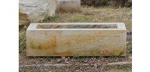 kamenné koryto z pískovce ELEGANCE 50cm
