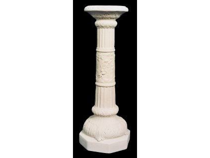 fasádní a stavební prvky, Sloupek s reliéfy II. 18 kg  T