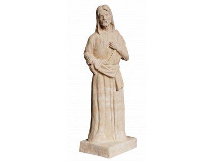 socha, zahradní sochy, Světec 15,5kg  T