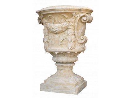 zahradní vázy, Váza (bez poklopu) 140 kg  T