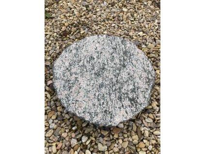 naslapne kameny zula cerny zahradni dekorace 1