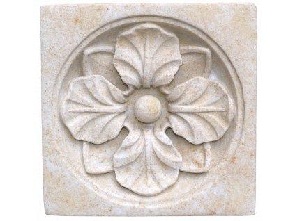 zahradní sochy - zahradní dekorace, Rozetka, 1,5kg