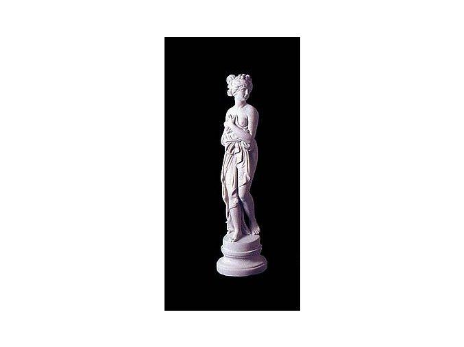 zahradní sochy a dekorace, Řecká dívka III  6,5kg  J