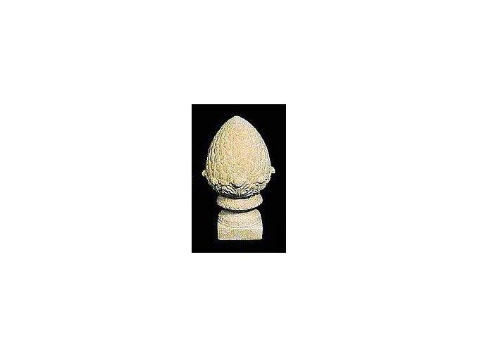 zahradní sochy a dekorace, Pinie III  8kg  T