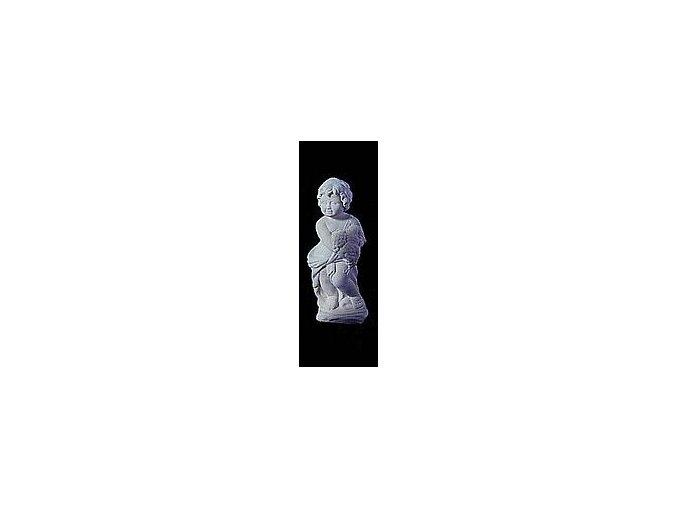 zahradní sochy a dekorace, Anděl 10kg  T