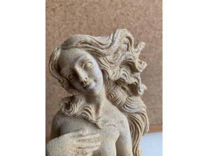 zahradní sochy a dekorace, soška zrození venuše 3kg