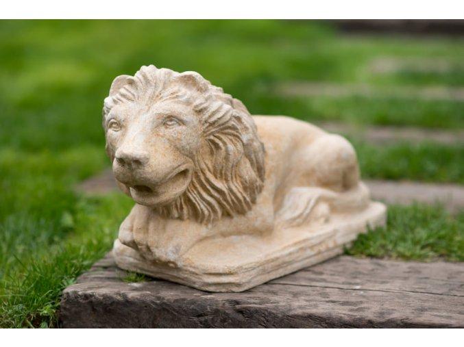 sochy zvířat, Lev  28kg  T