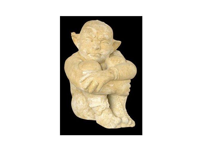 zahradní sochy, Troll  34kg  T