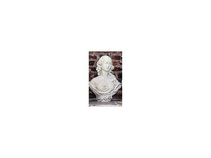 zahradní sochy, Busta ženy II 30kg  T