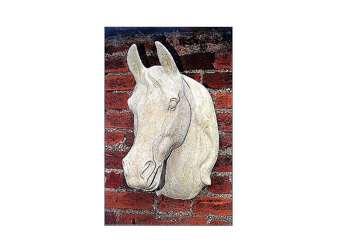 sochy zvířat, Hlava koně III  38kg  T
