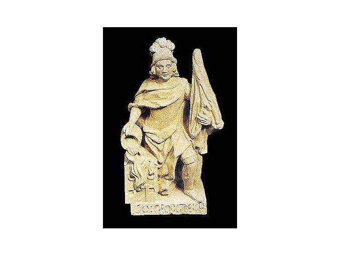 zahradní sochy velké, Sv. Florián 58kg  T