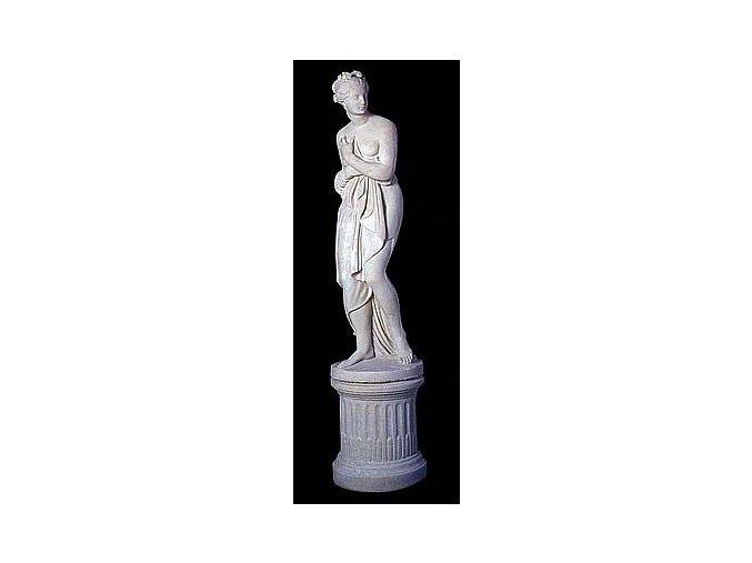zahradní sochy velké, Řecká dívka IV  54kg  T
