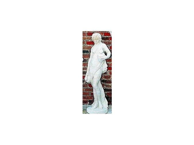 zahradní sochy velké, Dívka se džbánem 95kg  T