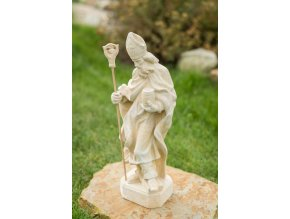 zahradní sochy, Svatý Urban s berlou 8,5 kg J