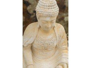 zahradní sochy velké, Buddha - velký 62 kg  T