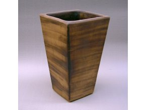 Keramické květináče - Váza vysoká kónická 300x300x500