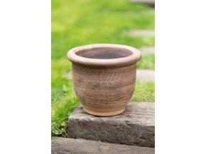Keramické květináče - váza I 370x315