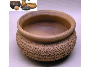Keramické květináče - keramická váza V 480x345cm