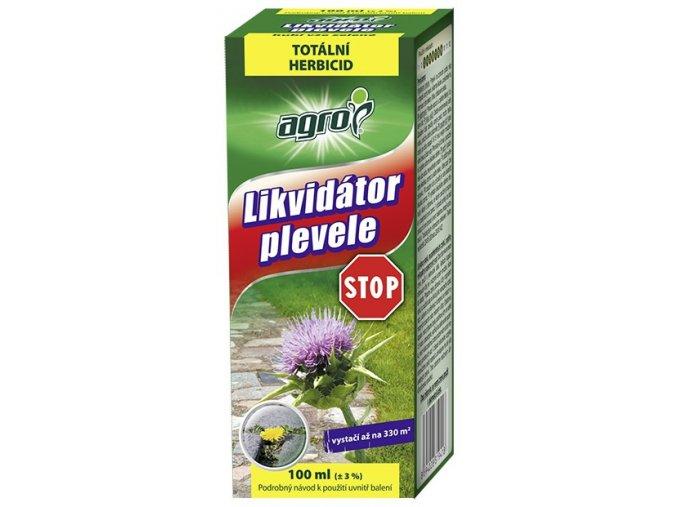 40355 agro likvidator zelene stop 100ml
