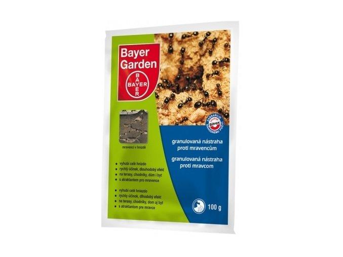 Bayer Garden - granulovaná nástraha proti mravencům - 100g