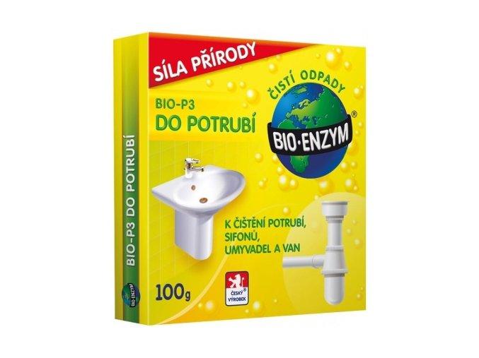 BIO-P3 do potrubí - 100g