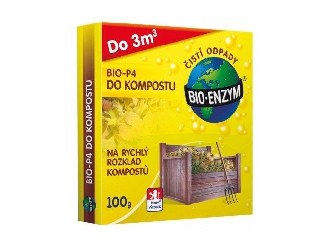 BIO-P4 do kompostu - 100g