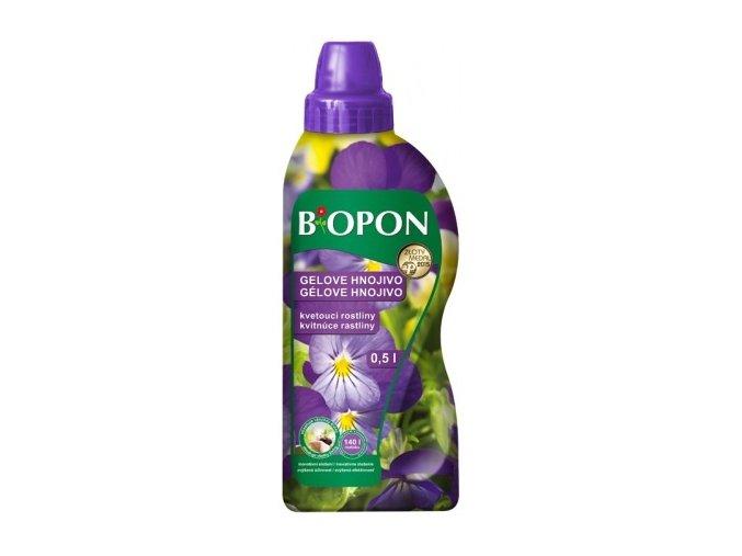 41099 biopon gelove hnojivo na kvetouci rostliny 500ml