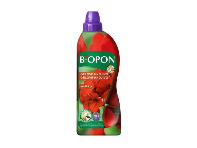 41102 biopon gelove hnojivo na muskaty 1l