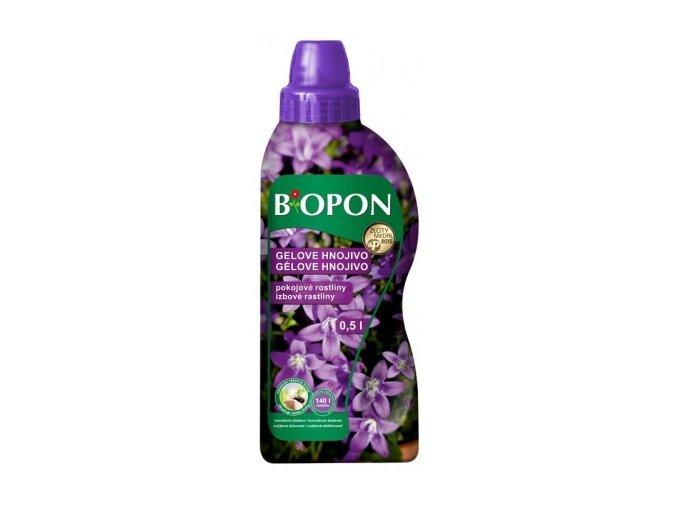 41114 biopon gelove hnojivo na pokojove rostliny 500ml