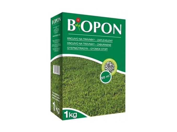41186 biopon na travnik proti plevelum 1kg