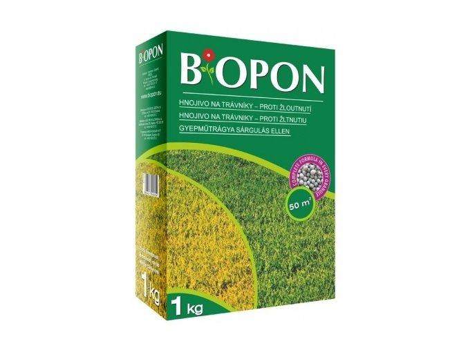41192 biopon na travnik proti zloutnuti 1kg
