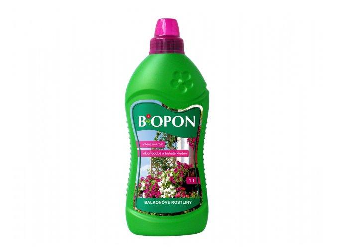 41204 biopon tekuty na balkonove rostliny 1l