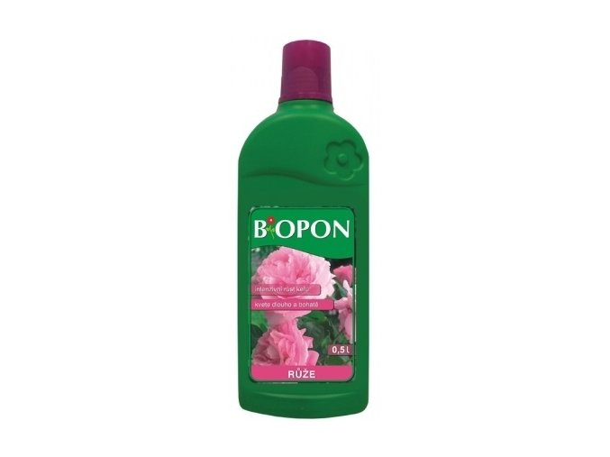 41255 biopon tekuty na ruze 500ml